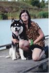 Rose Bierlair - Alaskan Malamute (14 anni)